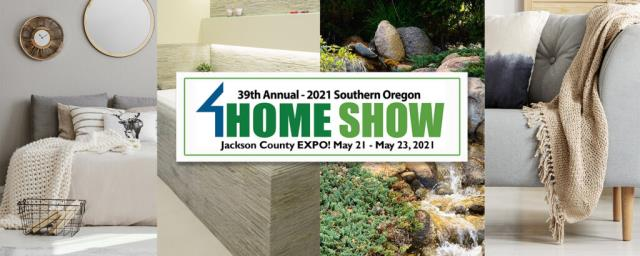 Central Point, OR - Come join us at the 39th annual 2021 Southern Oregon Home Show May 21-23rd! #pressurepointroofing