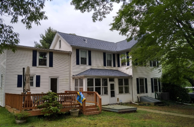Bel Air, MD - New roof replacement and roof installation for damaged roof. Best roofing company near me that will take care of general roof maintenance, roof inspection, roof repair and more!