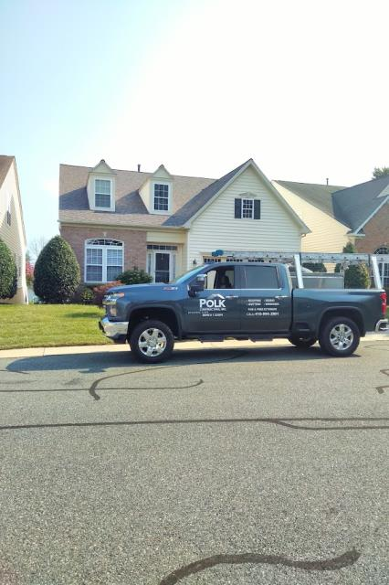 Havre de Grace, MD - Roof replacement for this home - we handle all roof repair and roof installation work quickly and professionally!