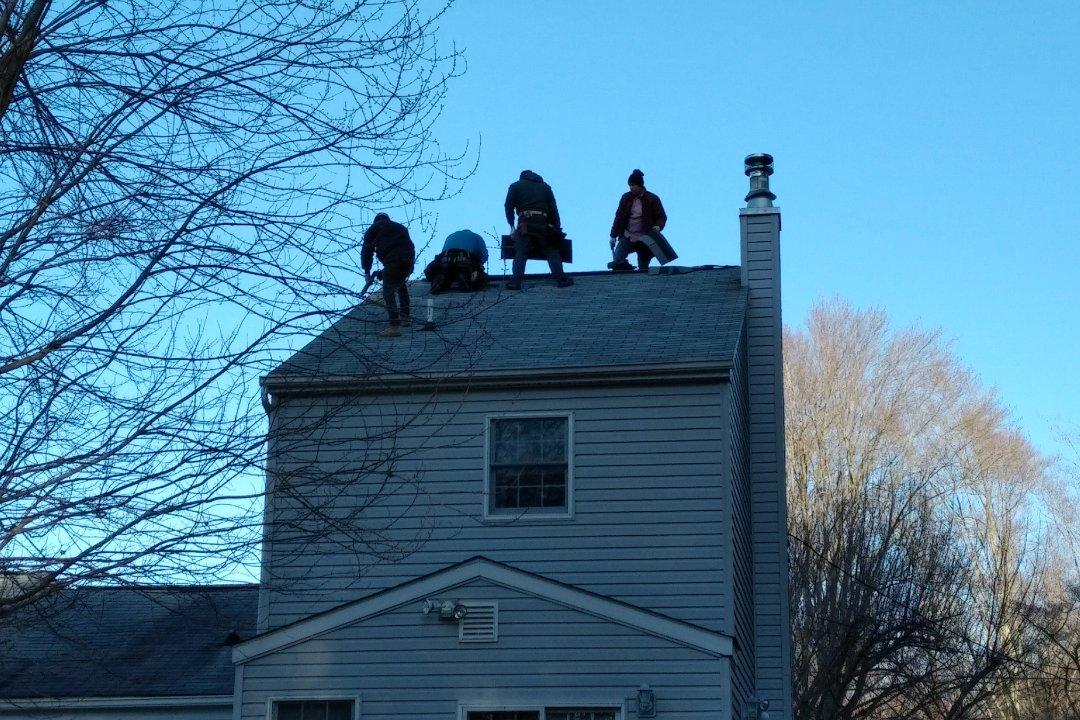 Darlington, MD - Repairing roofs