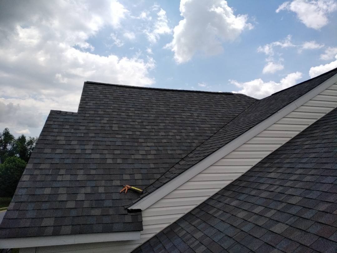 Bel Air, MD - Roof replacement CertainTeed driftwood