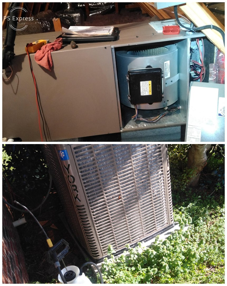 Newton, NC - Performing scheduled maintenance for a maintenance priority plus customer in Newton