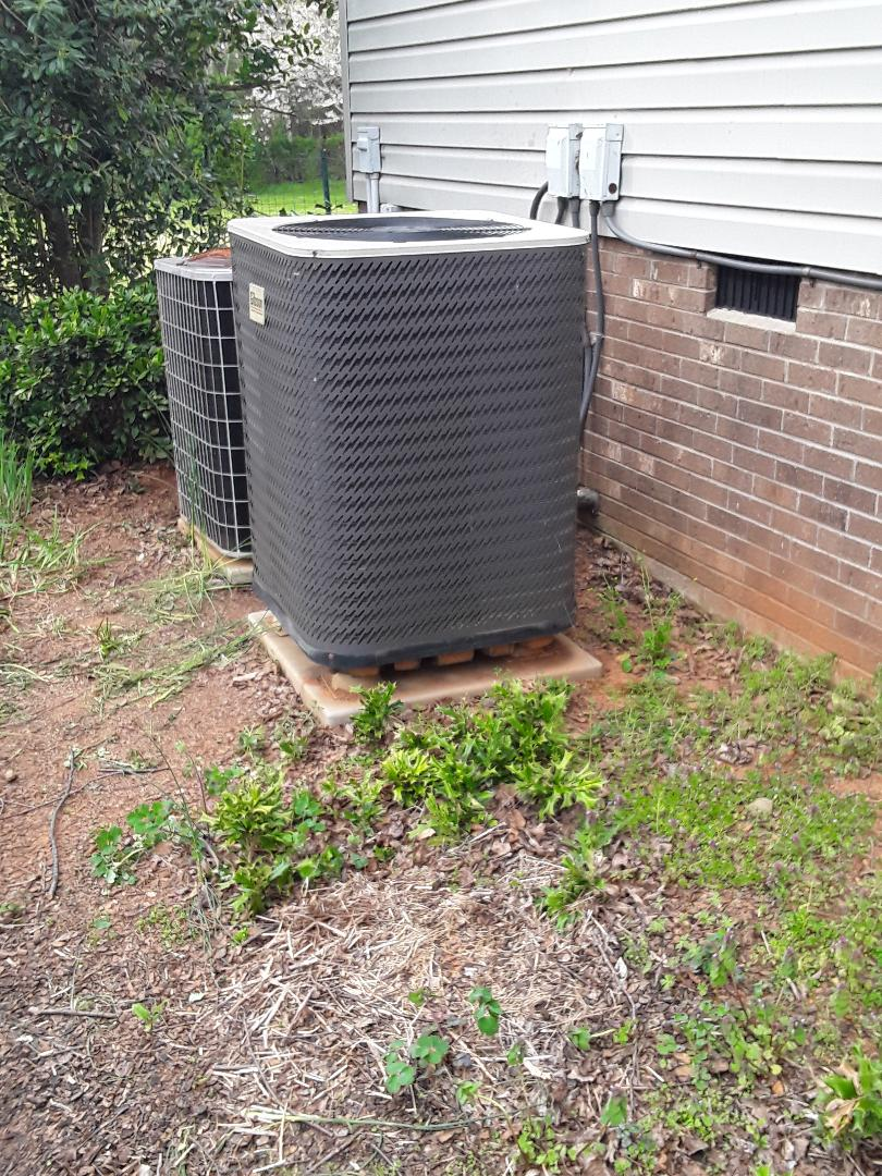 Lenoir, NC - Replaced leaking evap coil