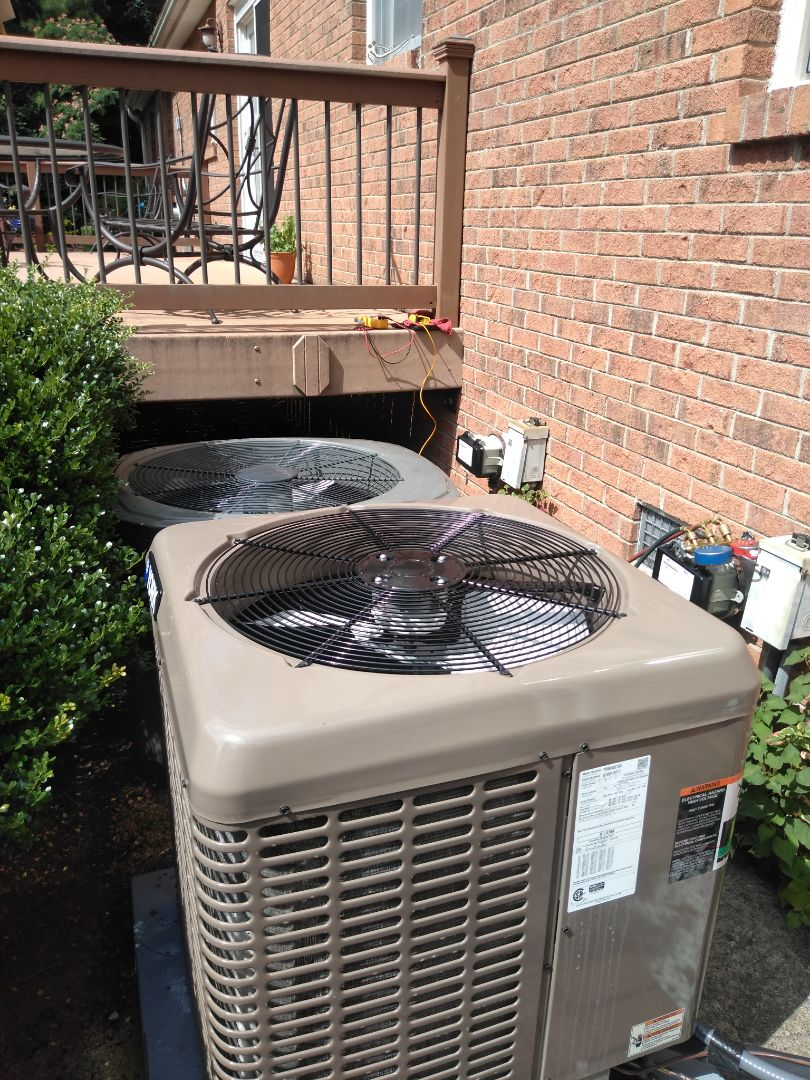 Morganton, NC - Performing scheduled maintenance for a Maintenance priority plus customer in Morganton