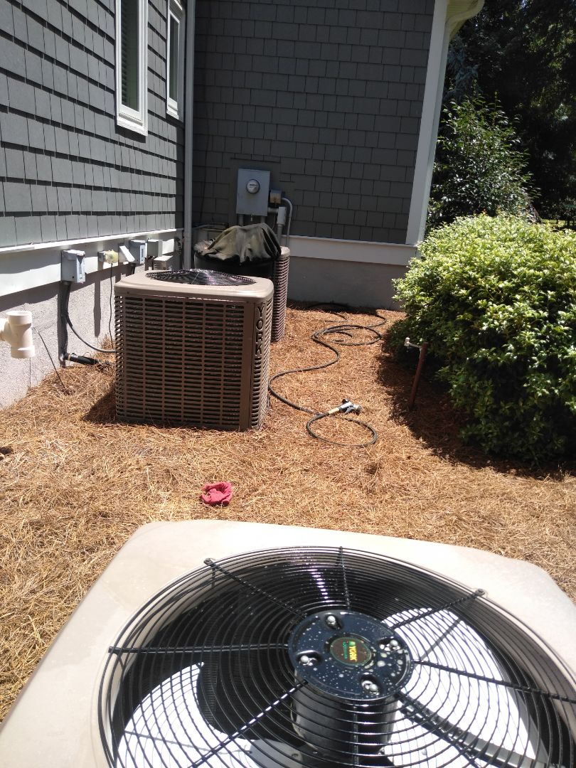 Hickory, NC - Performing scheduled maintenance for maintenance priority plus customer Northwest Hickory