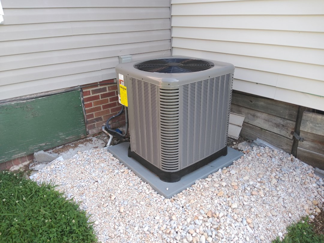 Newton, NC - Follow-up on newly installed Electric Furnace and Heat Pump