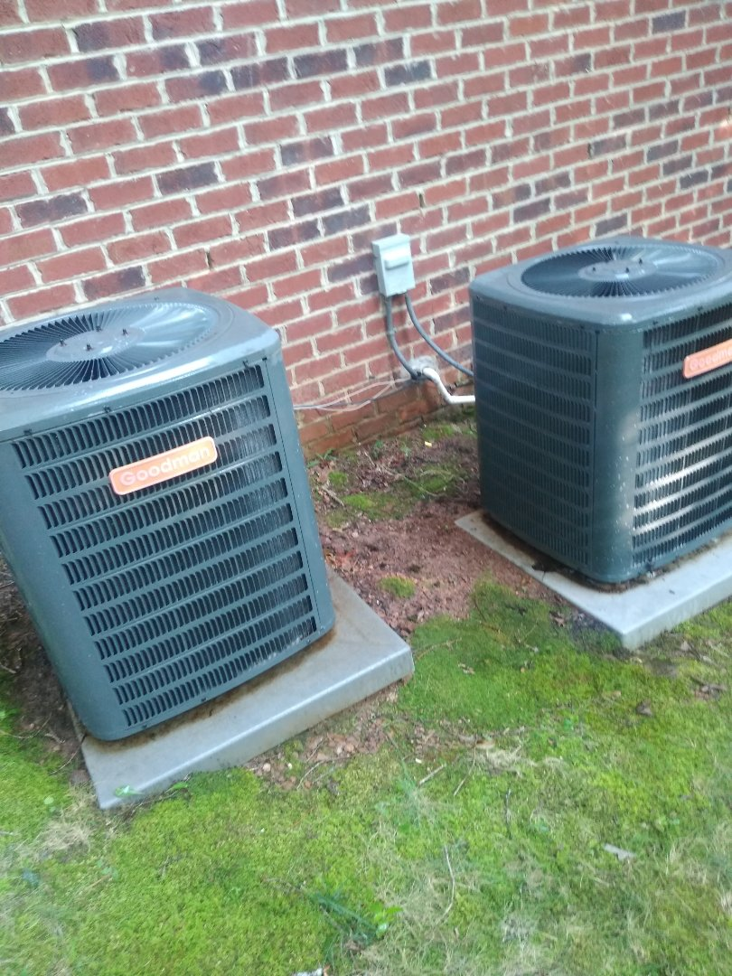 Hickory, NC - Performing scheduled maintenance for a maintenance priority plus customer in the Bethlehem area