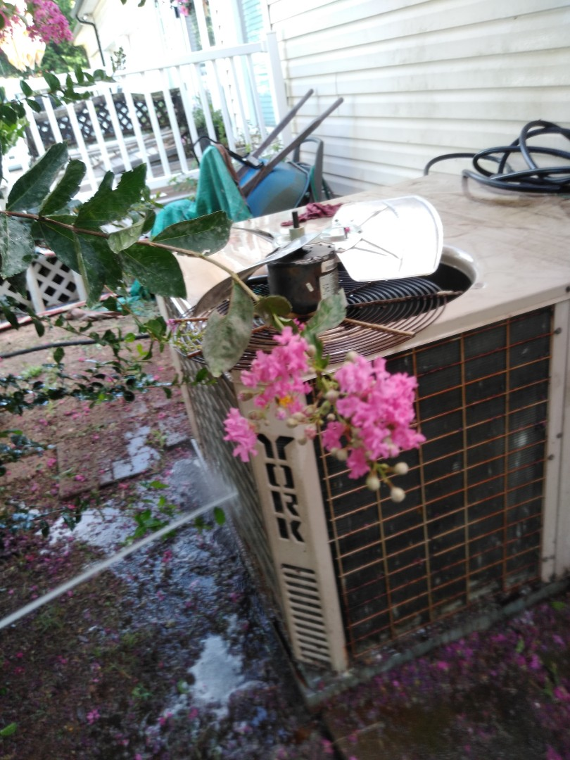 Hickory, NC - Performing scheduled maintenance for maintenance priority plus customer in mountain view area of Hickory