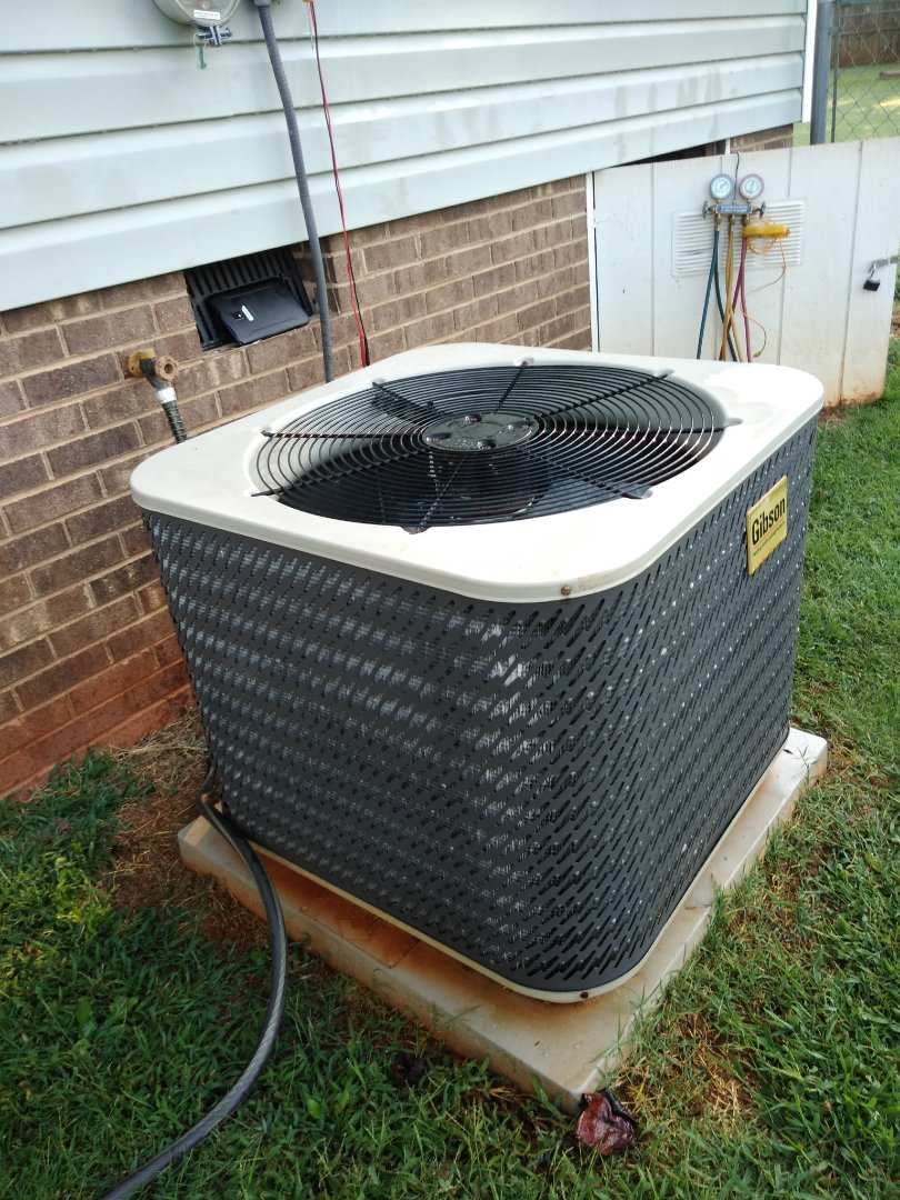 Conover, NC - Performing scheduled maintenance for a maintenance priority plus customer in the conover area