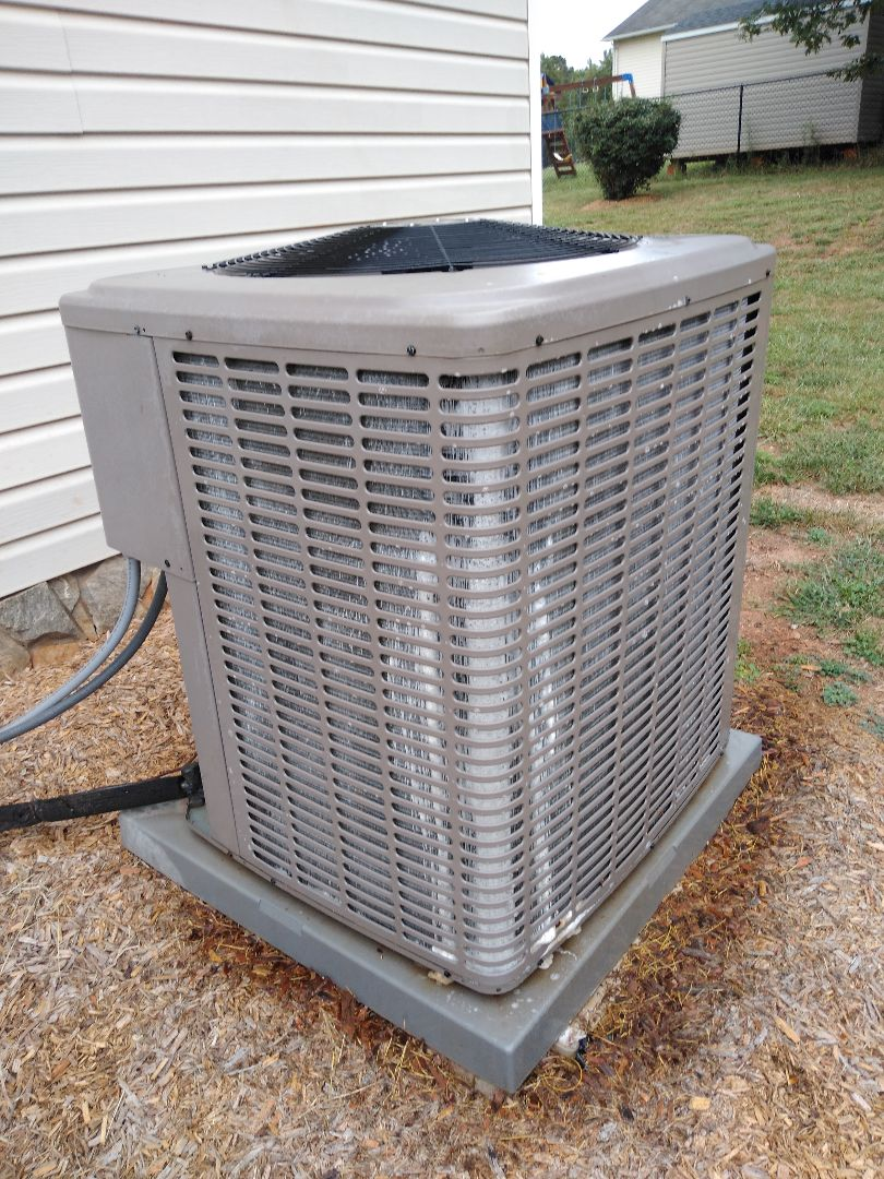 Conover, NC - Performing scheduled maintenance for maintenance priority plus customer in North conover