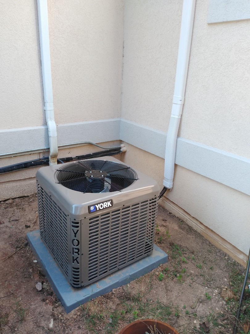 Hickory, NC - Follow up after newly installed furnace and AC