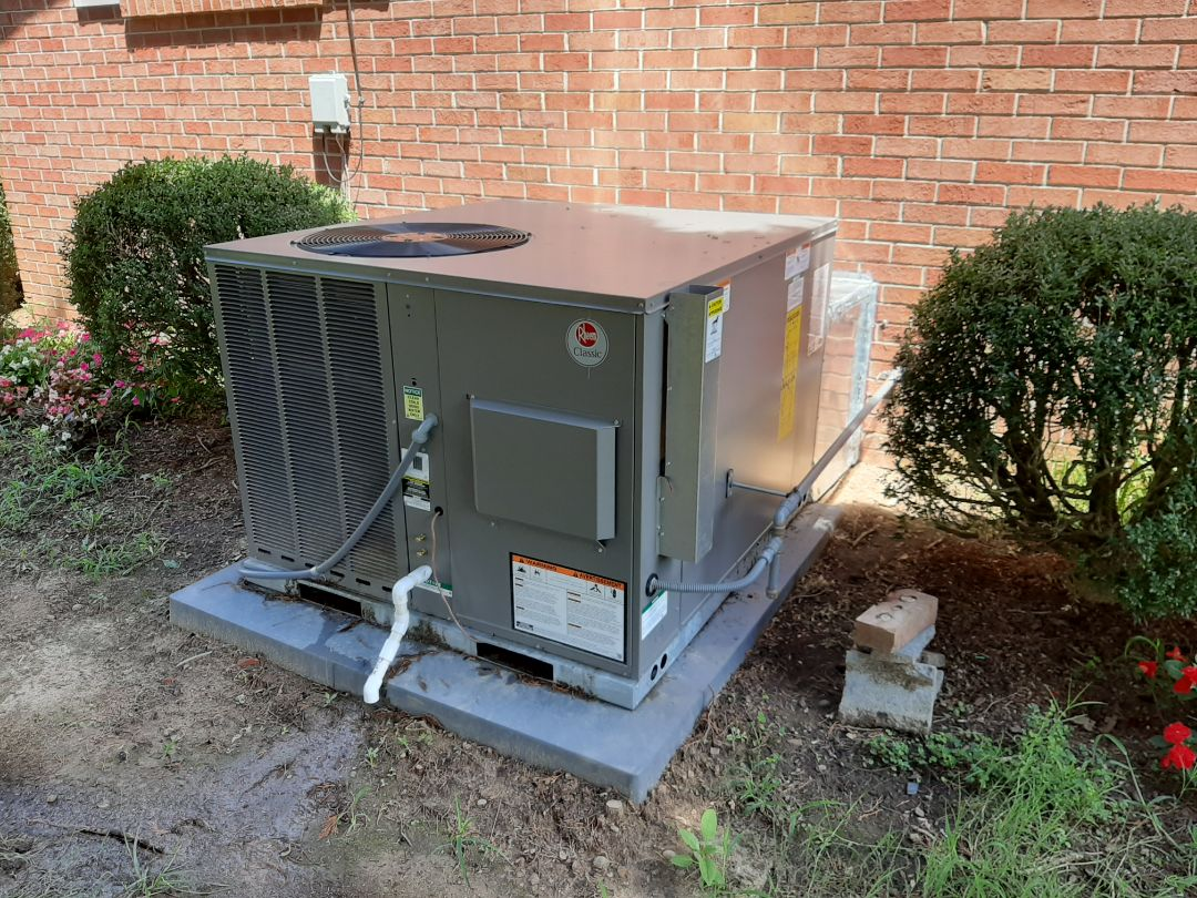 Hickory, NC - Follow up after newly installed gas pack.