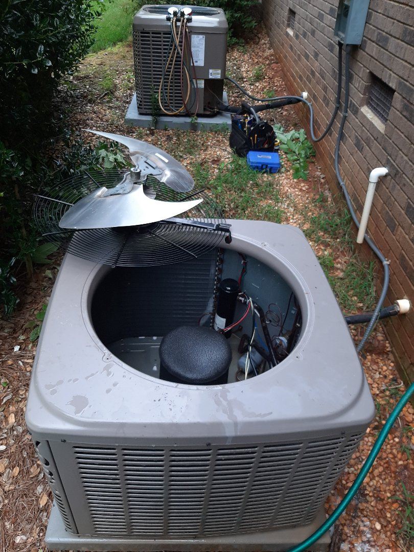 Newton, NC - Two system maintenance