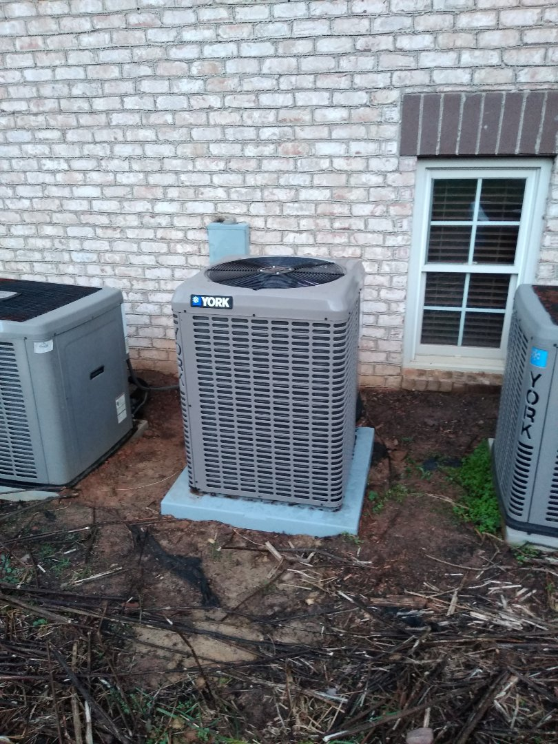 Statesville, NC - Follow up on a new install