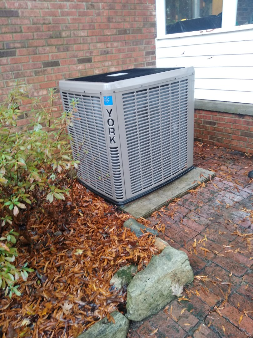 Morganton, NC - Doing scheduled maintenance for a maintenance priority plus customer here and Drexel