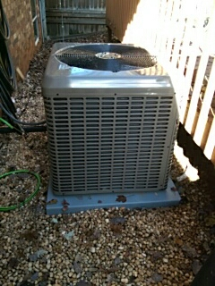 Conover, NC - Installation of a new air conditioner in Conover