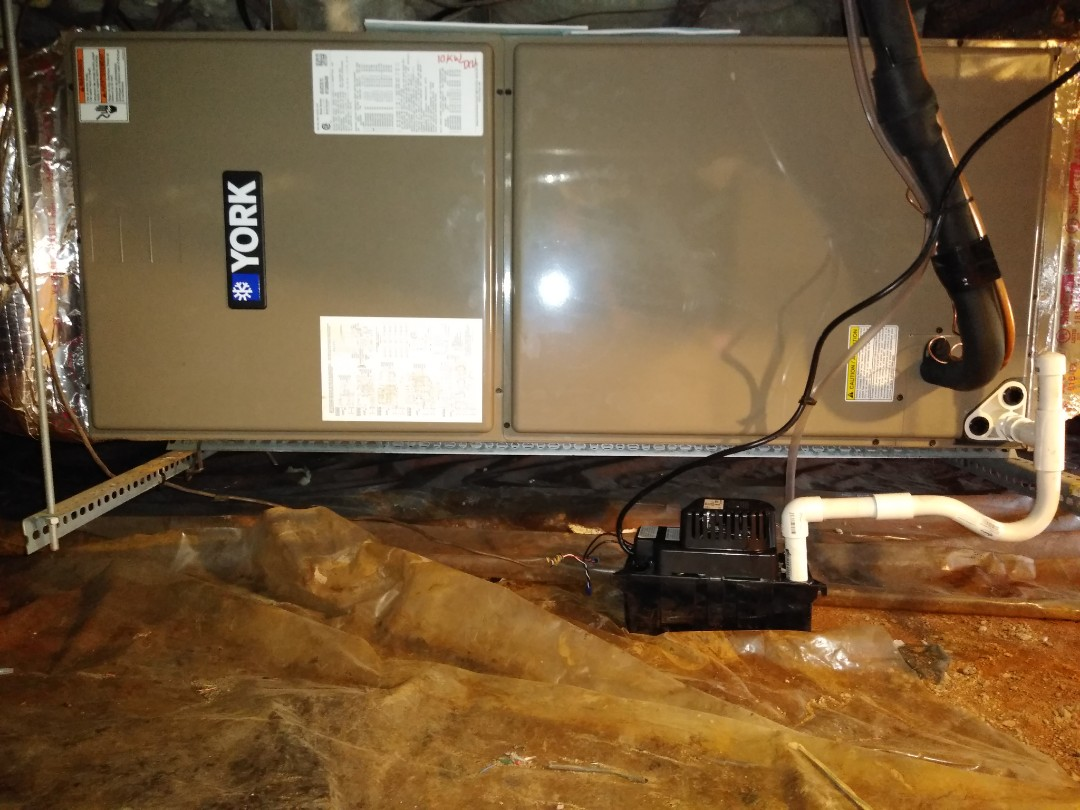 Conover, NC - Follow up on a new install