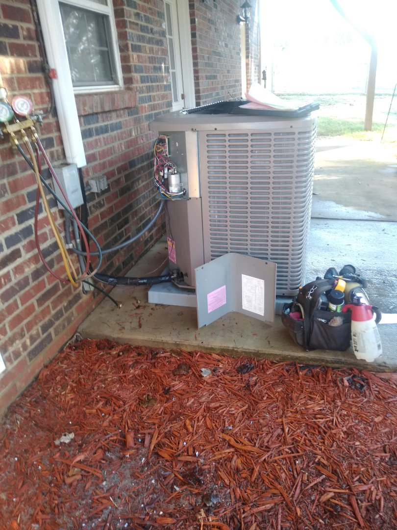 Hickory, NC - Corning plant maintenance for a customer in granite falls area