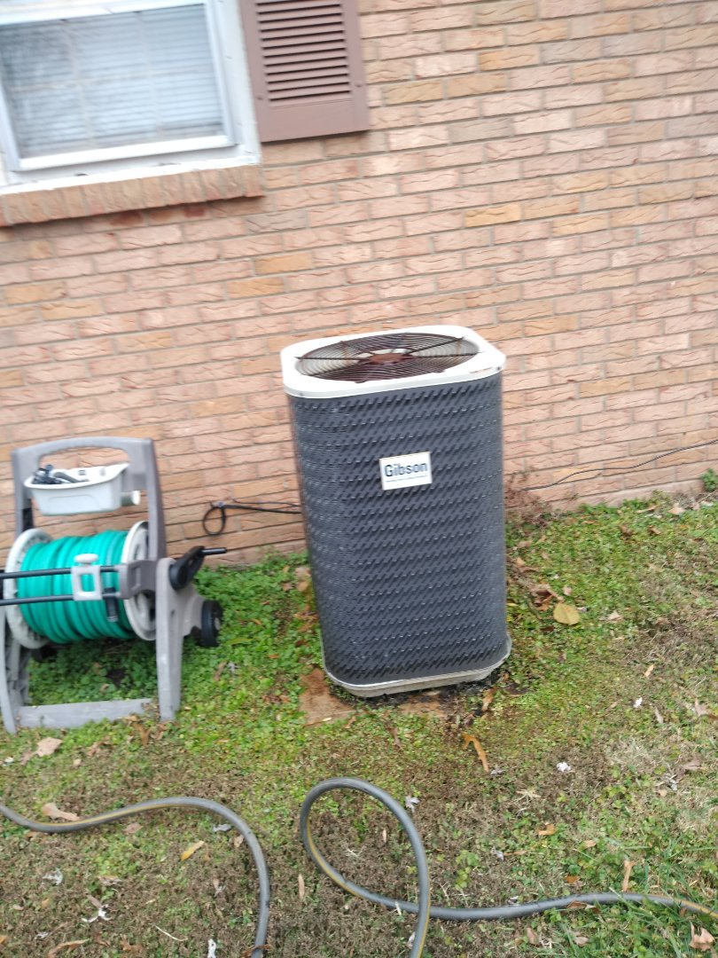 Hickory, NC - Performing scheduled maintenance for a maintenance priority plus customer here in the East Hickory section withhold valuation I want to send you the email address