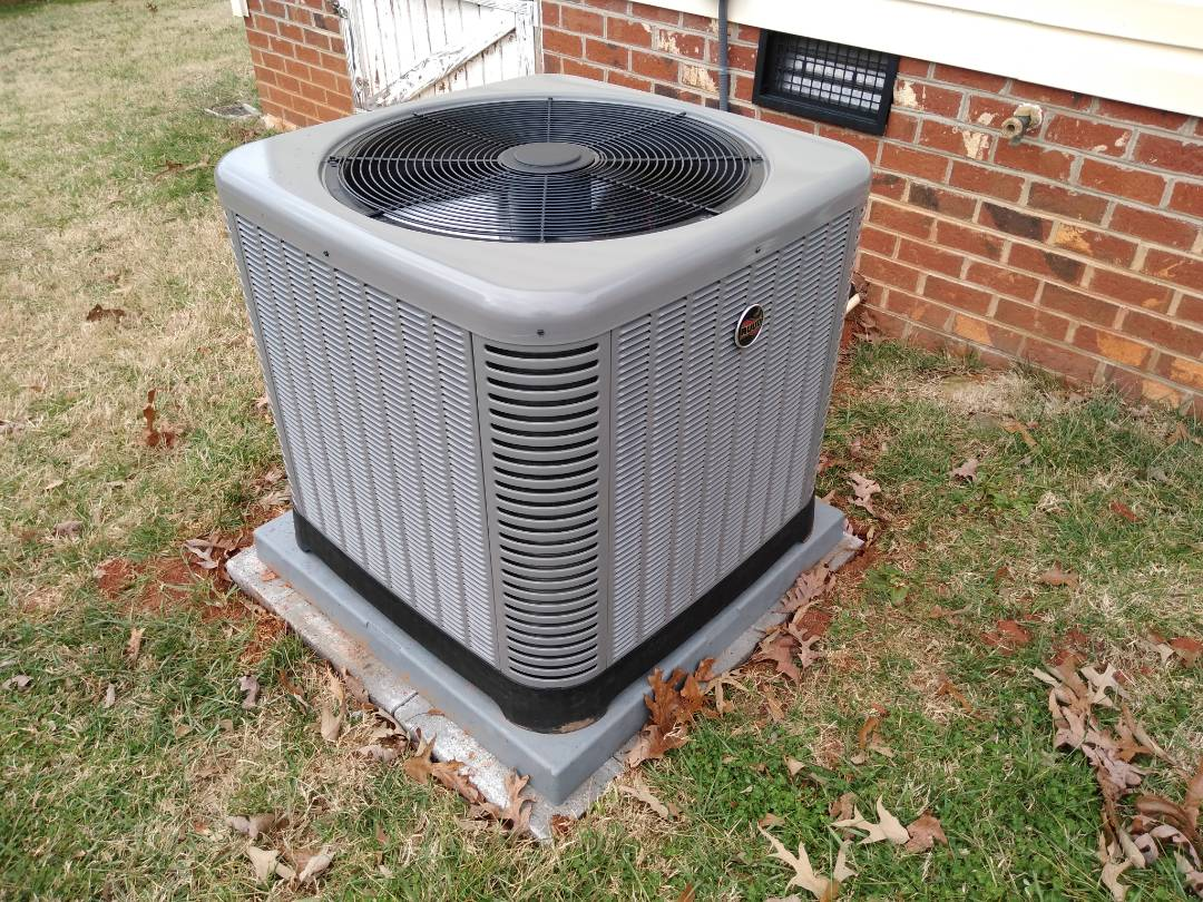 Conover, NC - Following up on a newly installed system.
