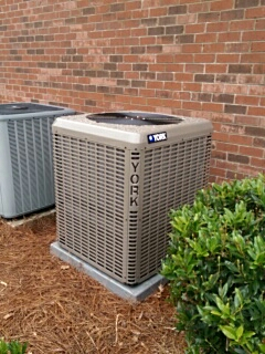 Conover, NC - Installation of a new heat pump in Conover.