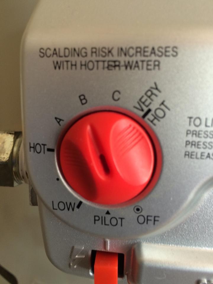 Glendora, CA - 50 gal water heater.