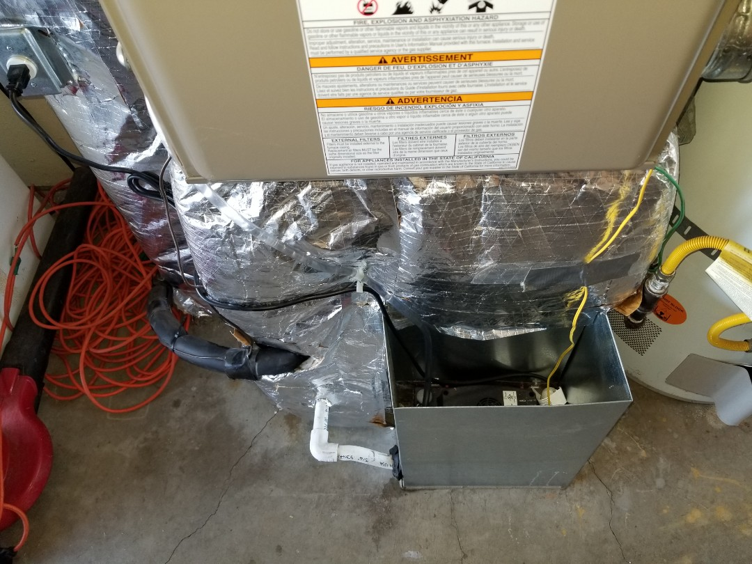 Hillsboro, OR - Working on a Condo Pump Due to Not Pumping water Out in hillsboro Oregon