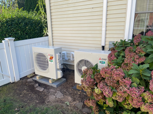 Ductless Mitsubishi System Installation completed by Comfort Installation crew, Paul and Chris. Thank you for allowing Air Doctorx the opportunity to provide you with the highest quality of comfort and service for your home.