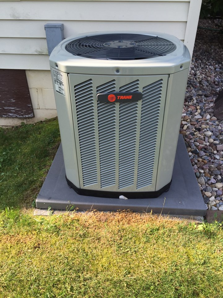 Ringle, WI - AC maintenance