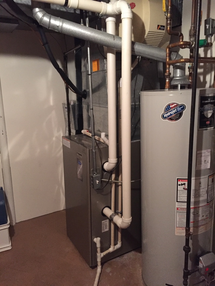 Rothschild, WI - Annual furnace/humidifier maintenance
