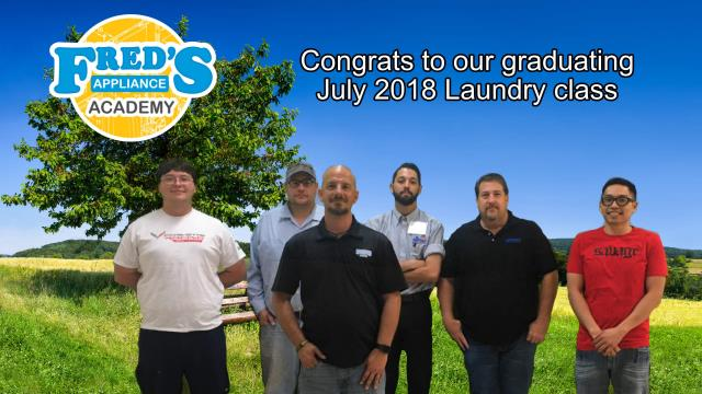 , NH - This course covers Whirlpool, Maytag, Kitchenaid, GE, Electrolux, Frigidaire, Samsung and LG.