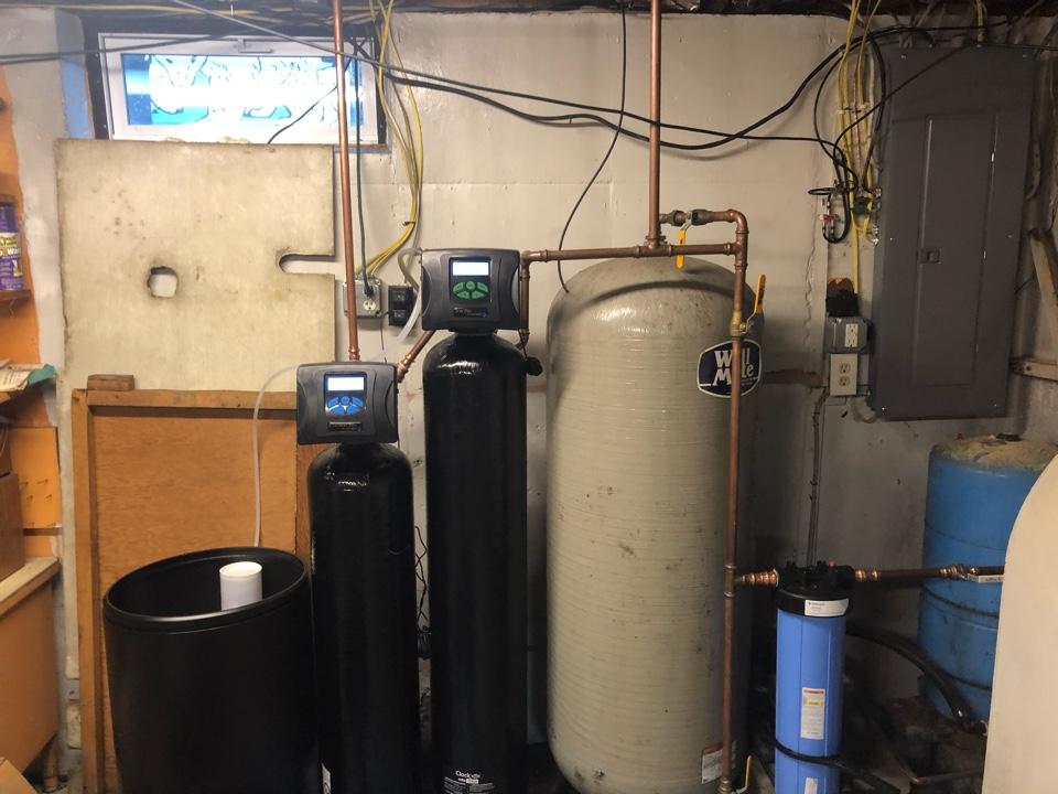 Johnson City, NY - Water quality