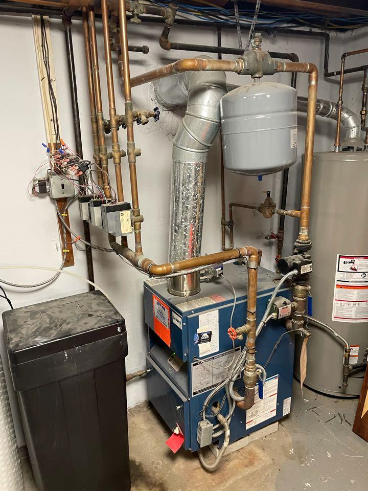 Owego, NY - Dunkirk boiler repairs estimates
