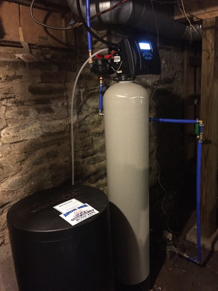 Nichols, NY - Water treatment and reverse osmosis.
