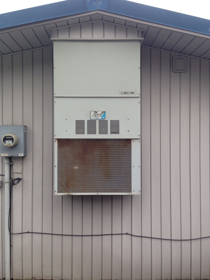 Willseyville, NY - No heat bard heating unit