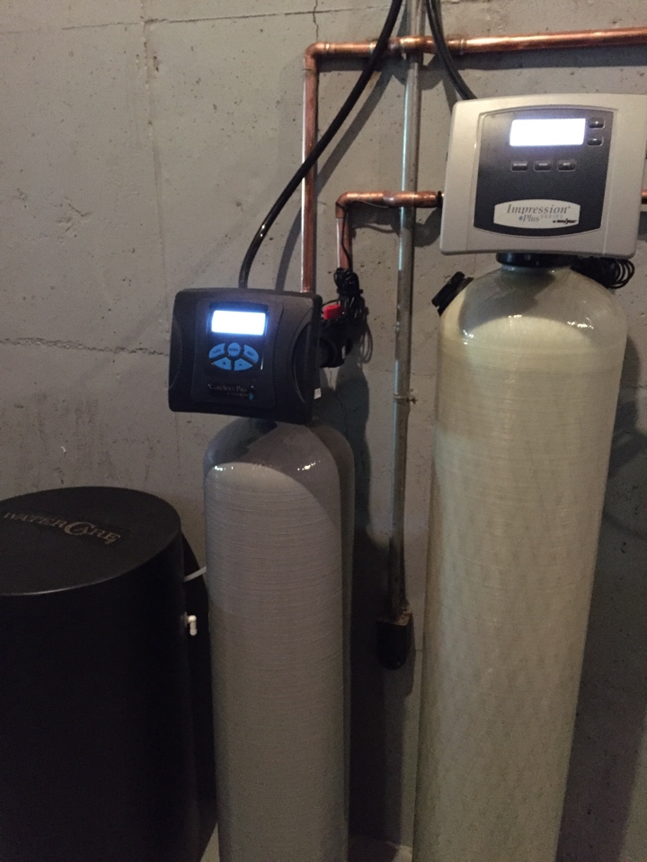 Endwell, NY - Arctic Water Installed Water Care Water Softener and Reverse Osmosis in Endwell NY.