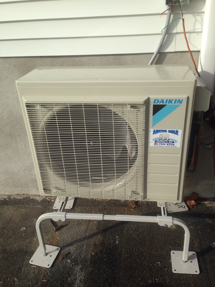 New Milford, PA - Daikin swap out.