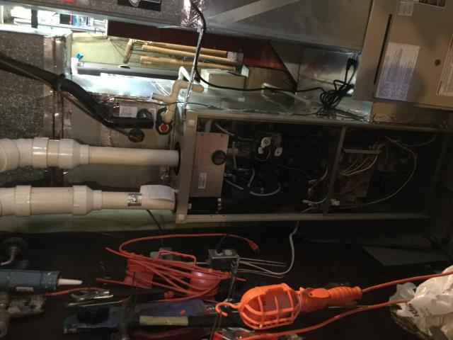 Endwell, NY - Lennox furnace bad inducer