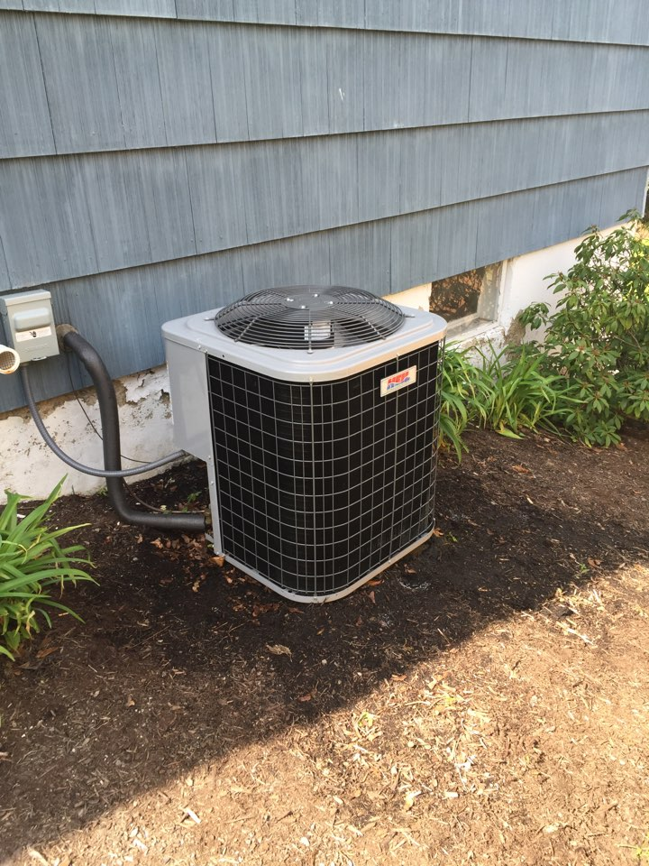 Endwell, NY - Heil air conditioner cleaning
