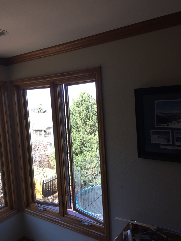 Littleton, CO - We did 1/3 of our house with Renewal by Andersen double casement and triple casement windows.  The installers were meticulous and because of the quality of the window and professional installers we decided to do our 2nd phase