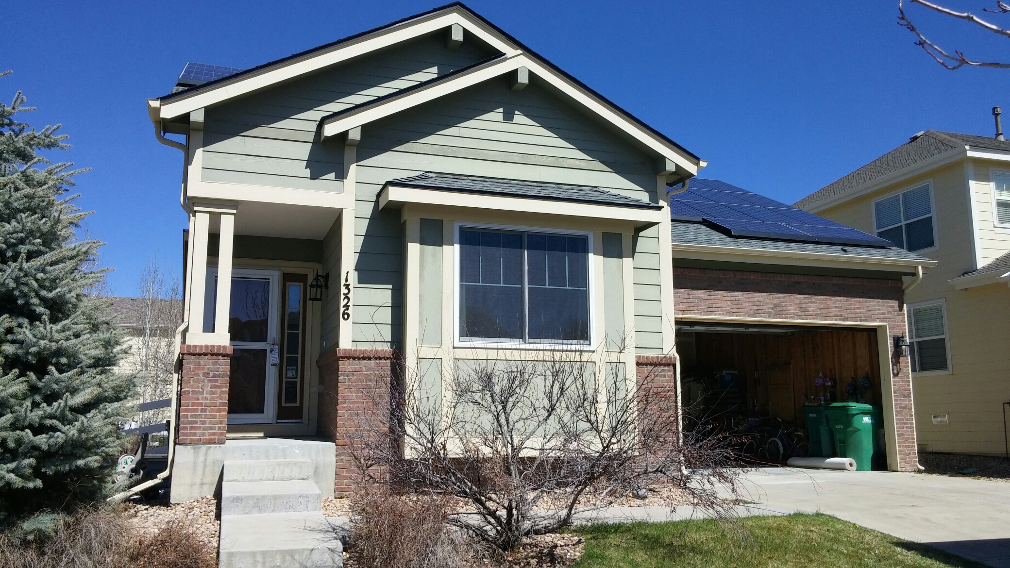 "Aurora, CO - ""I love them. I can't wait to get the next set done."" We replaced original aluminum windows to reduce the heat and increase looks and comfort in the main areas."