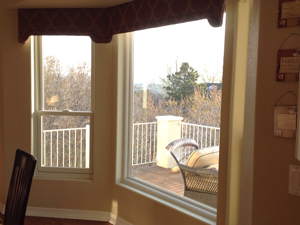 Colorado Springs, CO - Helping Peter S. to have better energy efficiency and  enhanced views with new replacement windows from Renewal by Andersen.