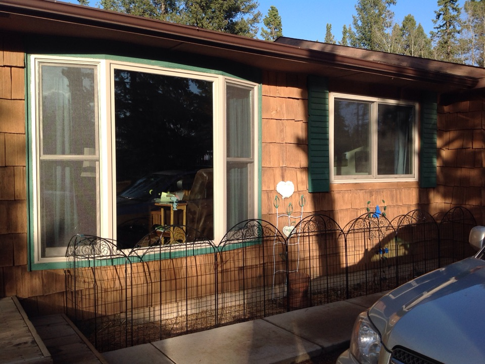 Florissant, CO - David M. Very happy client mentioned they noticed drastic temperature difference the day their new Renewal by Andersen replacement windows were installed and used half the amount of wood through the winter! Starting 2nd phase today!
