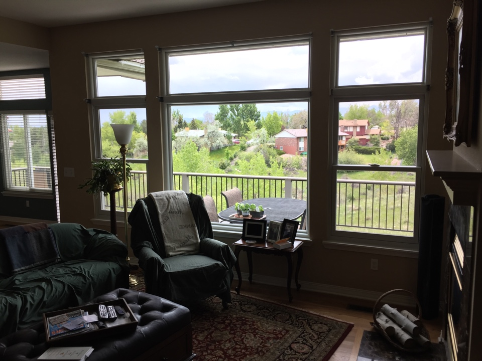 Lakewood, CO - Love my Renewal by Andersen double hung and picture windows so much that I'm now doing the rest of the windows in my house!