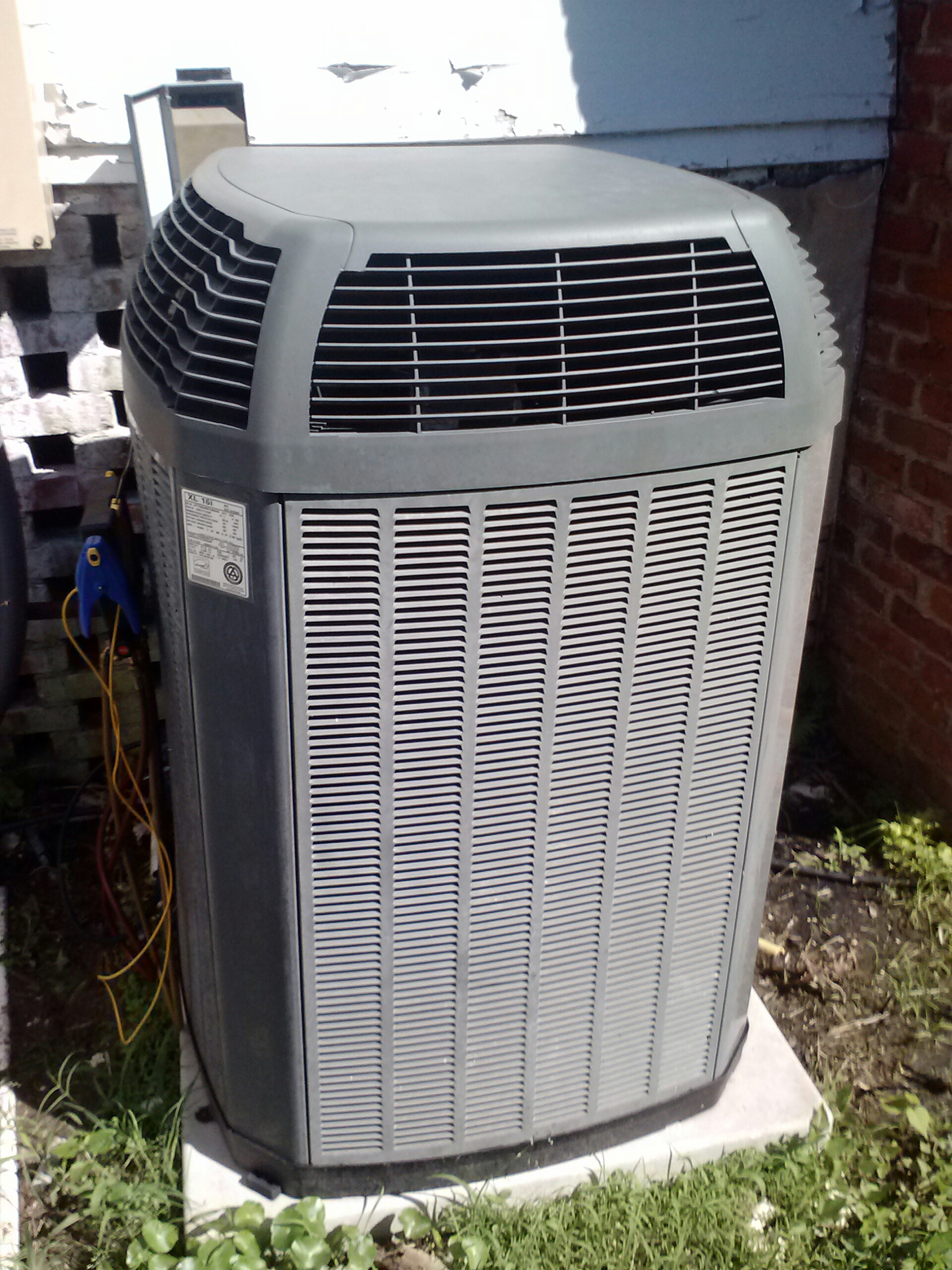 Heating And Air Conditioning Repair In Livonia La