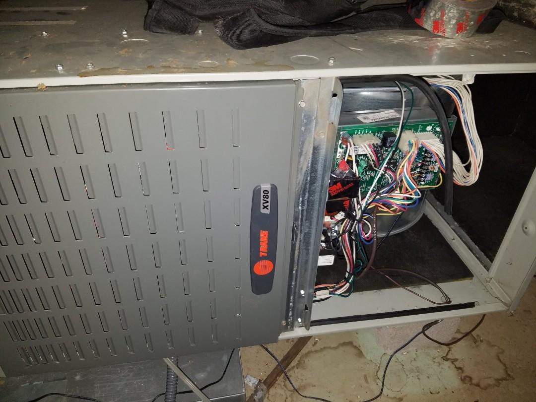 Erwinville, LA - Trane furnace tuneup
