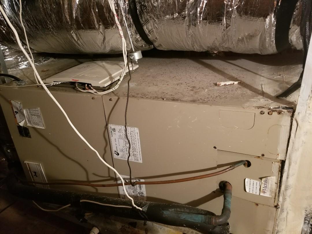 Baton Rouge, LA - ADP air handler maintenance