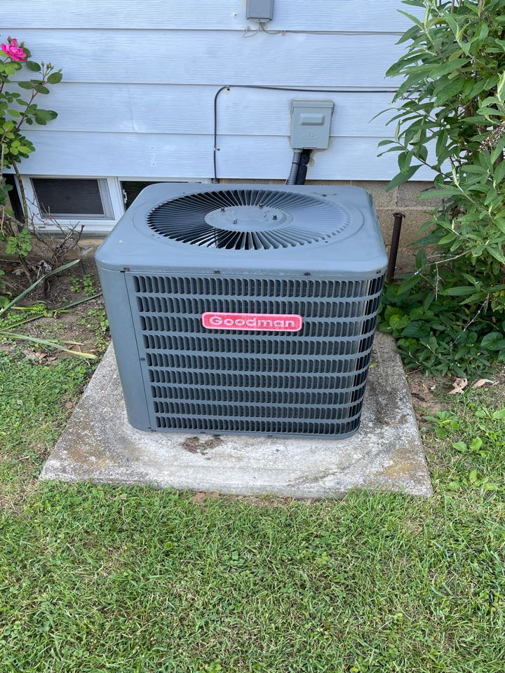 Phillipsburg, NJ - AC tune-up and safety inspection