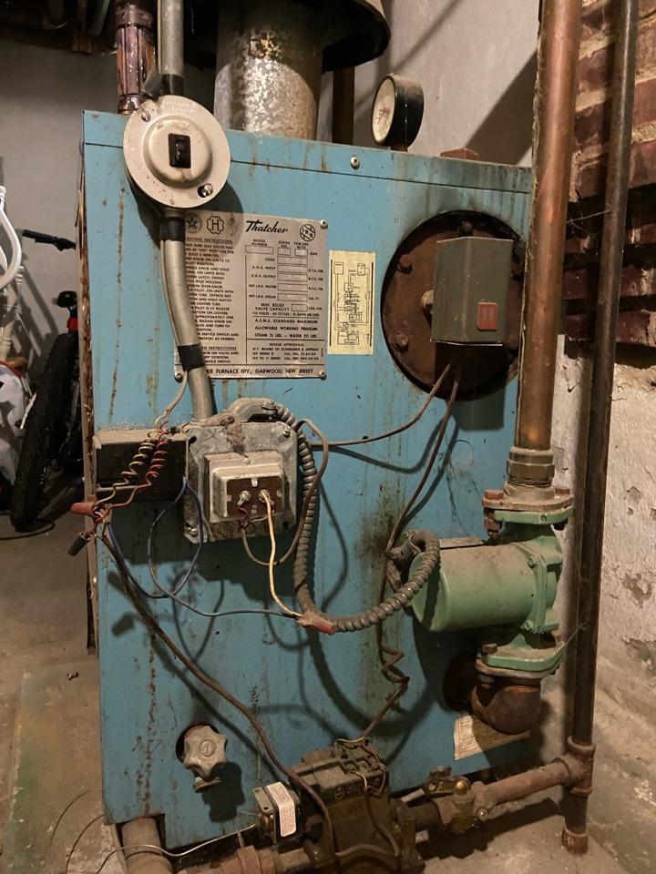 Phillipsburg, NJ - New boiler