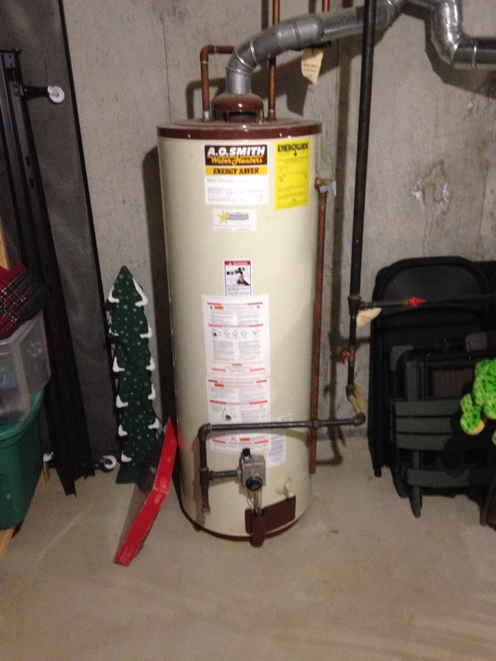 Stewartsville, NJ - Water heater adjustment